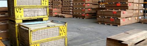 3 250 m² de stockage chez Propac !